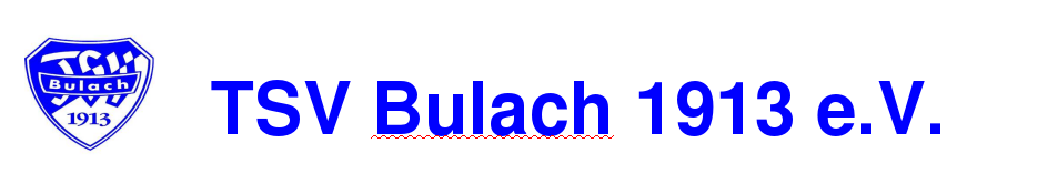 TSV Bulach 1913 e.V.